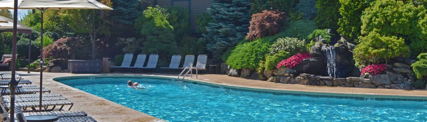 amenities - heated pool