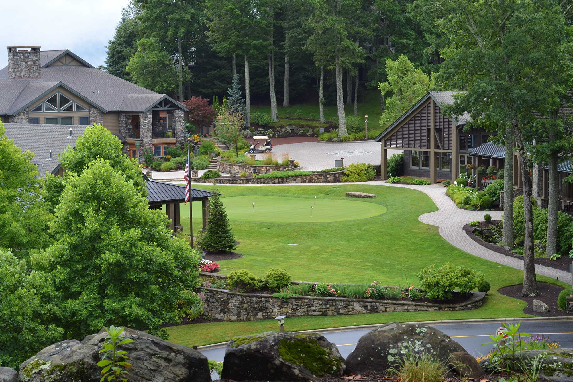 mountain air country club golf