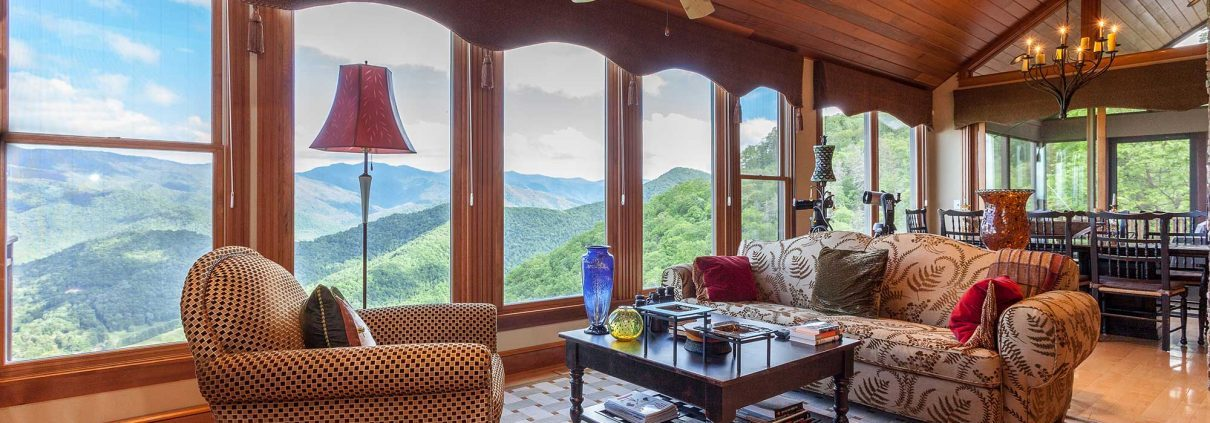 mountain air living room